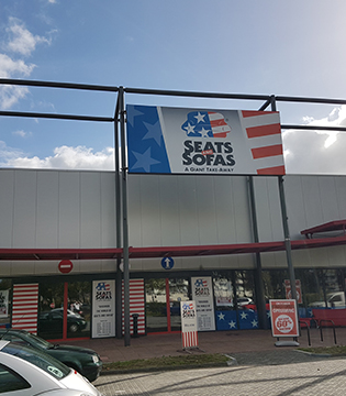 Seats and Sofas Drachten