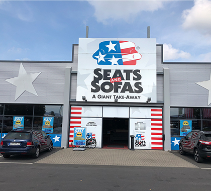 Seats and Sofas Krefeld
