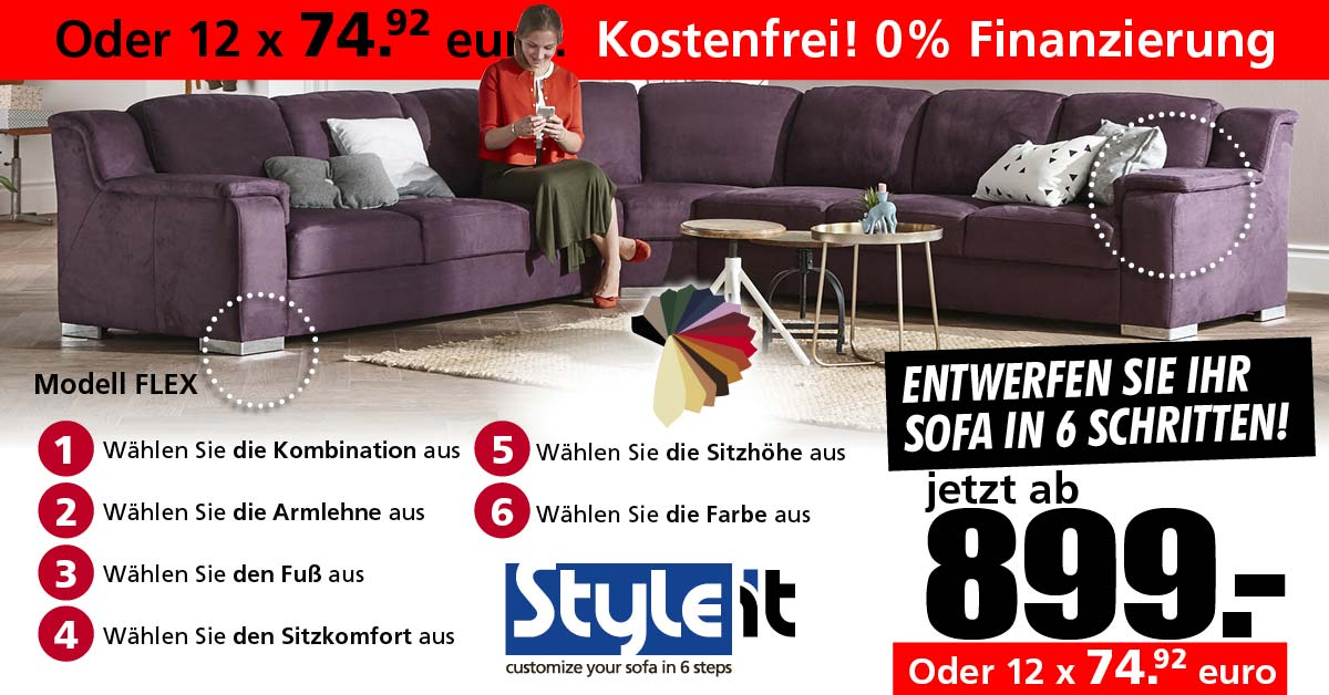 Werbeprospekt Angebote | Seats and Sofas Seats and Sofas