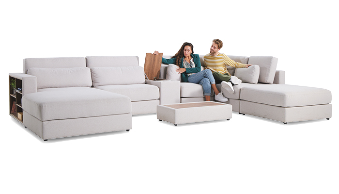 Creation Ecksofa