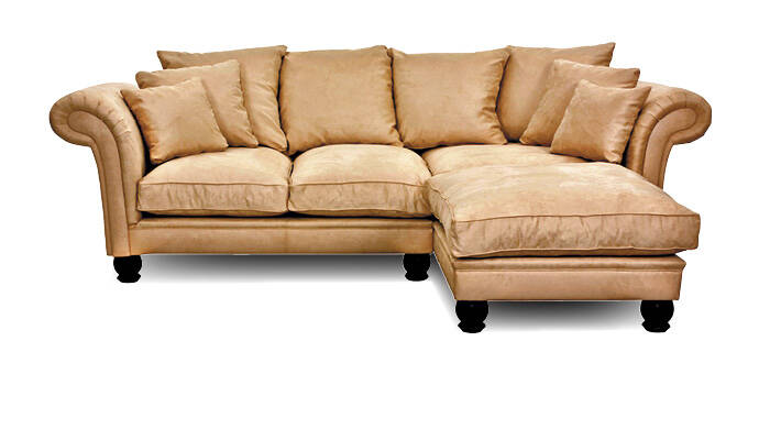 Sofa lounge beige