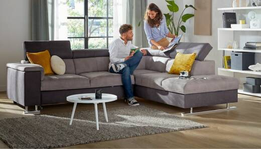 Boston 1,5-Sitzer Sofa (Loveseat)