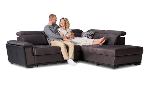Edge Lounge sofa
