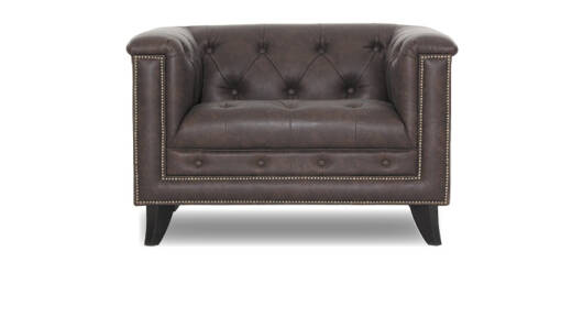 Manchester Chesterfield 1-Sitzer Sofa