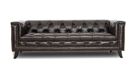 Manchester Chesterfield 3-Sitzer Sofa