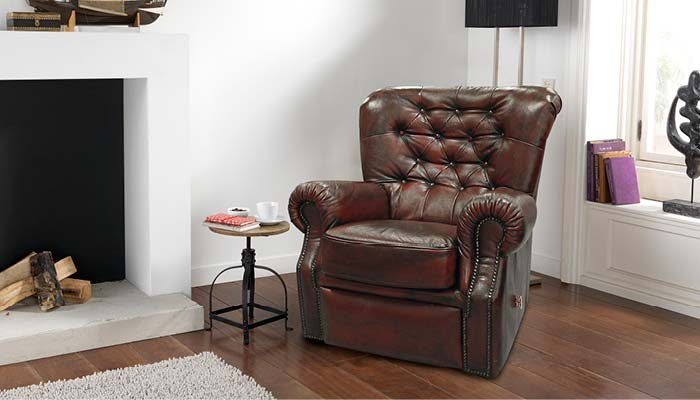 Chesterfield Sessel