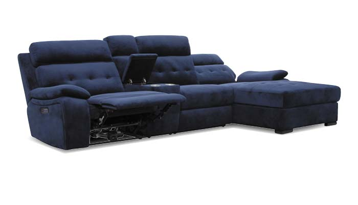 Lounge Sofa mit relaxfunktion