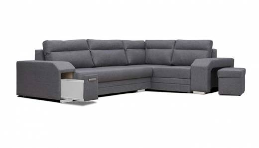 Bruno Lounge sofa mit Bettfunktion